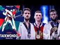 Roma 2019 World Taekwondo GP M 80kg Final KHRAMTCOV MaksimRUS Vs MARTINEZ GARCIA RaulESP
