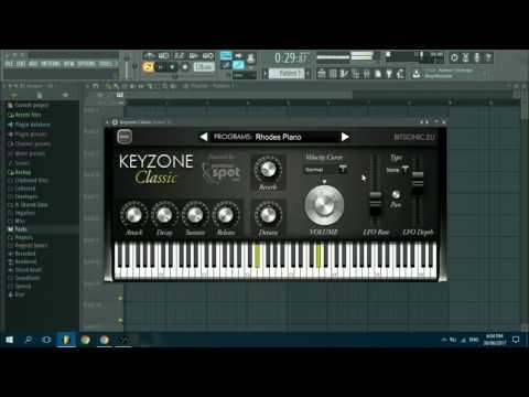 KeyZone Classic 1.0 | New Free Piano Plugin Review