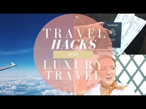 TRAVEL HACKS: LUXURY TRAVEL | Using Credit Card Rewards for Business Class