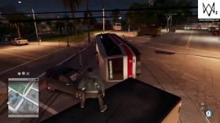 De-railing the Tram in Watch Dogs 2