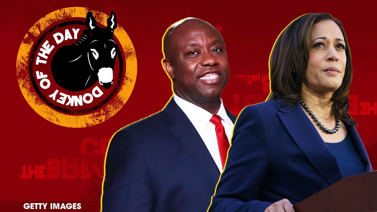 Tim Scott & Kamala Harris Say 'America Is Not A Racist Country'