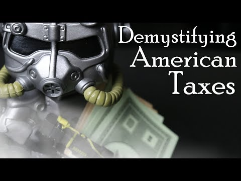 Demystifying American Taxes
