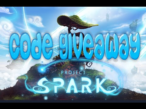 [ENDED] CODE GIVEAWAY! (Project Spark)