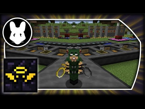 Extra Utilities 2: Golden & Cursed Lasso! Bit-by-Bit! Minecraft 1.10