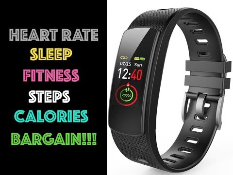 This Heart Rate, Sleep & Fitness Tracker will Blow your Mind!