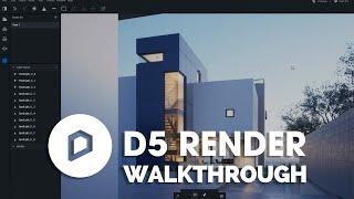 D5 REALTIME RENDER - FULL WALKTHROUGH TUTORIAL!