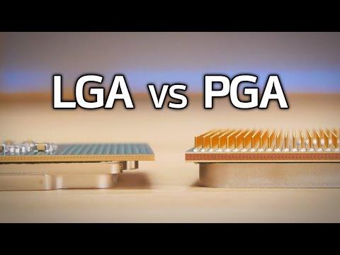 LGA vs PGA! Which is better?