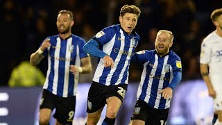 SPECTACULAR! Sublime goal from Adam Reach v Leeds United