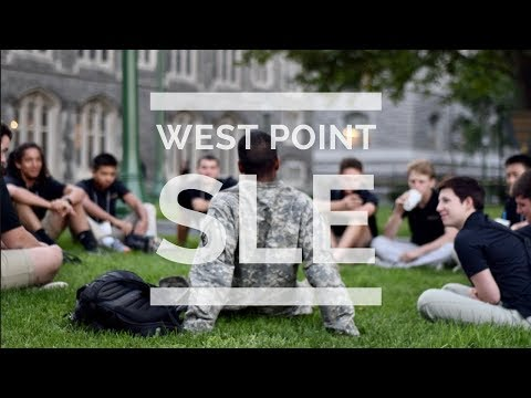 West Point Summer Leaders Experience 2017