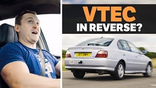 Can You Hit VTEC In Reverse?