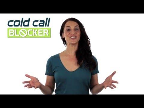 Cold Call Blocker video