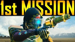 CURSE OF OSIRIS FIRST STORY MISSION! Lighthouse!