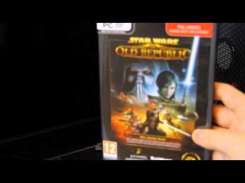 Trip to gamestop - Part 1 - SWTOR Pre-Order Code