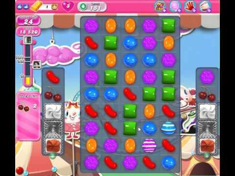 Candy Crush Saga Level 181