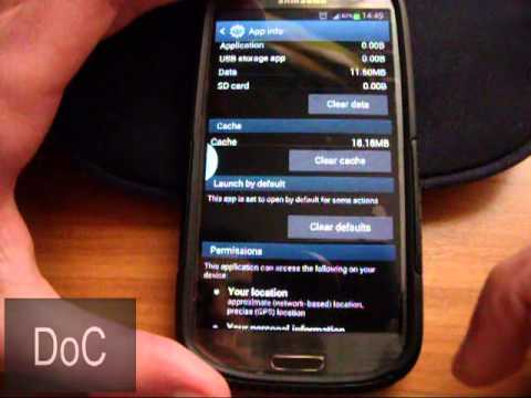 How to set Chrome as your default web browser on the Galaxy S3