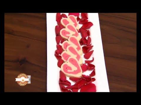 Pink Coconut Ice - Ranveer Brar - Breakfast Xpress