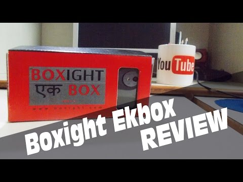 Boxight Ekbox v1.2 Review | Most Cheapest Google Cardboard