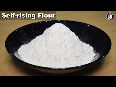 How to make Self-Rising Flour at Home - Kitchen With Amna