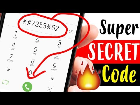 Android SUPER SECRET Code for Any Samsung Smartphone