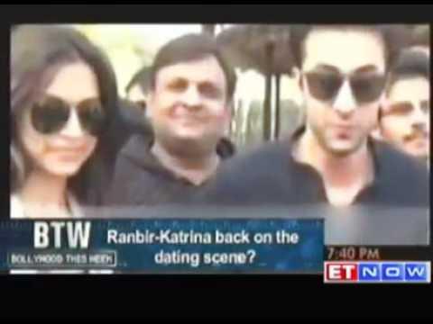 Ranbir Katrina back on the dating scene