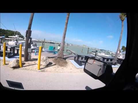 Fiesta Key RV Resort and Florida Keys Aquarium Center