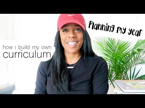 how i build my own curriculum: start to finish, pt. 1 | our homeschool journey...
