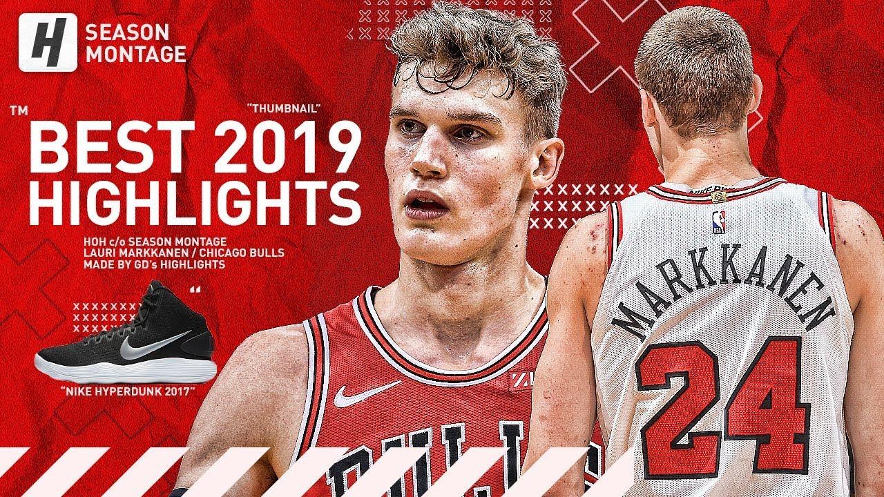 Lauri Markkanen BEST Highlights & Moments from 2018-19 NBA Season!