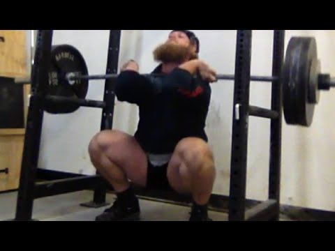 How to FRONT SQUAT with poor mobility
