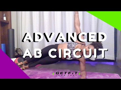 5 Ab Moves to Snatch Your Waist