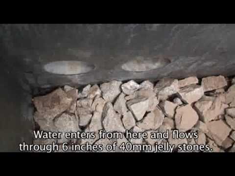 Rainwater Harvesting : Storage of Rooftop Rainwater in Underground Sump