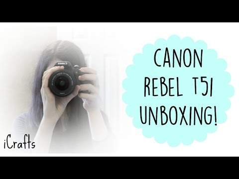 NEW CAMERA | Canon Rebel T5i Unboxing!