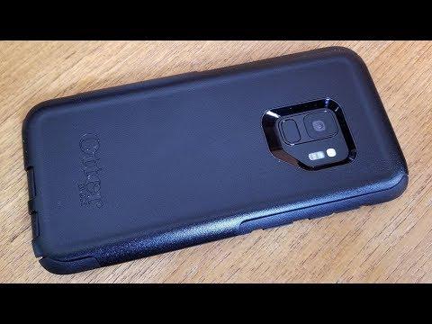 Galaxy S9 Otterbox Commuter Case Review - Fliptroniks.com