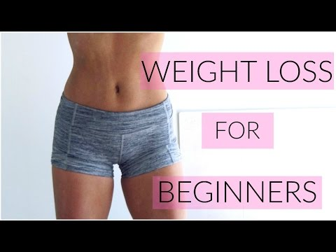 WEIGHT LOSS FOR BEGINNERS | Exercises for Toning your Chest