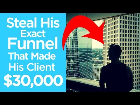 How to Make a Car Dealership $30,000 Using Facebook Ads & Click Funnels   Alex Lytvynchuk