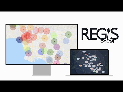 REGIS Online - Your Mapping and Demographic System
