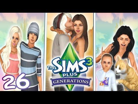 Let's Play : The Sims 3 Generations S2 - ( Part 26 ) - Jay Gatsby?
