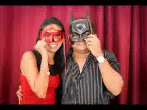 Creative Photo Booth Rental for Birthday Parties & Celebration