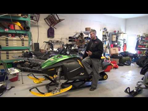 How to buy a used snowmobile, Skidoo Rev, 36,000 kms!  PowerModz!!!