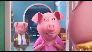 """SING - """"Candy Party!"""" - Movie Clip (Animation, 2017)"""