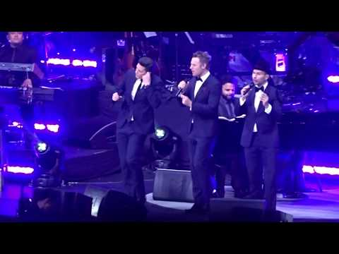 Three Tenors (Melody of Songs) - David Foster Concert in Vancouver