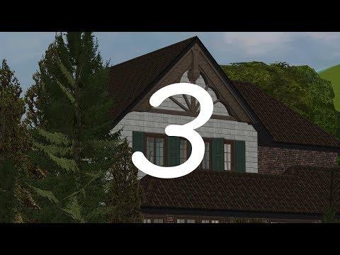 The Sims 2 - Family Fun Stuff - Haute Habitation - Part 3