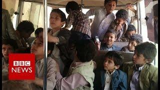 Yemen air strike: The school that