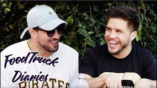 Henry Cejudo | Food Truck Diaries | BELOW THE BELT with Brendan Schaub