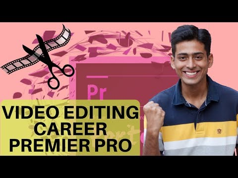 VIDEO EDITING in Premiere Pro After 12th best Career   # 36   CREATE YOUR IDENTITY