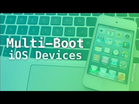 NEW iOS Multi-Dual-Boot Tool, iMultiBoot (3 iOS Versions on 1 iPhone) Alpha Released
