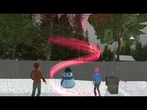 Happy Family Virtual Reality Simulator