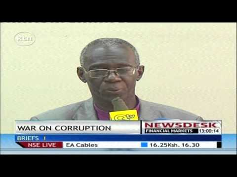 National anti-corruption committee wants corruption declared national disaster