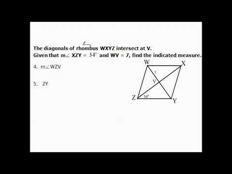 10.2c Rhombus