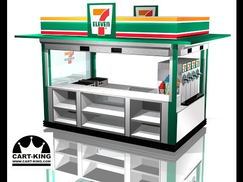 Concession Stands for Sale Food Kiosks | TOP Design and Ideas
