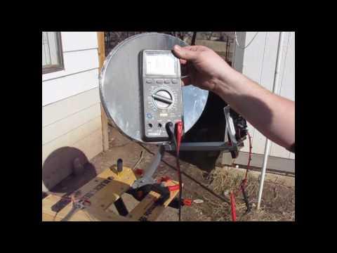 Peltier Energy Generator. Solar pannel alternative.